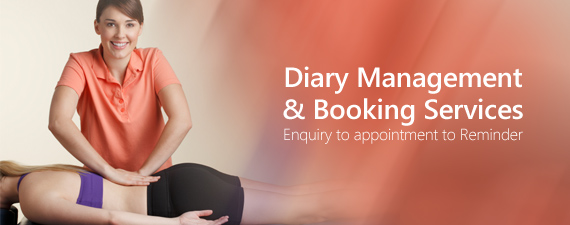 Diary Management & Reception Services