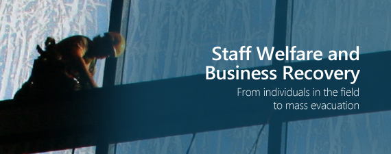 Staff Welfare and Business Disaster Recovery